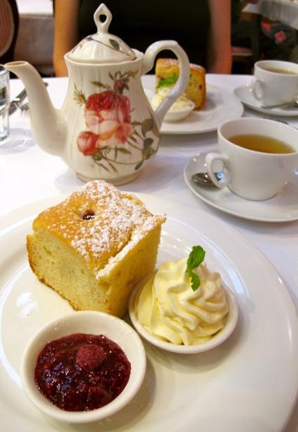 Brisbane The Devonshire Tea Guide