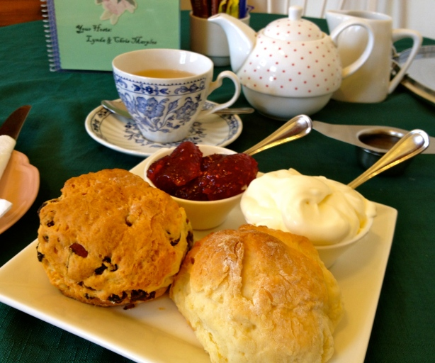 DT@Miss Marples Tearooms in Trentham #2