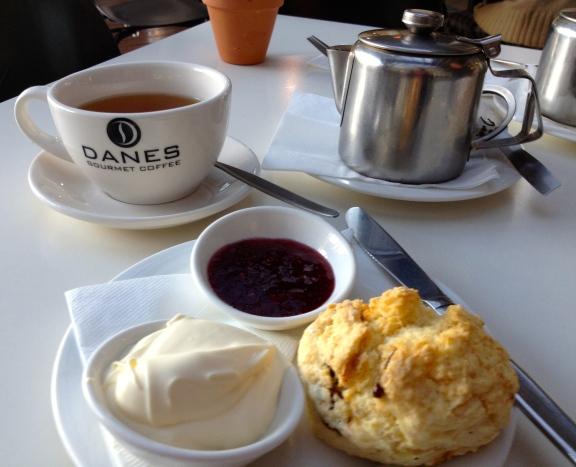DT@Cafe Belle Fleur-Glenhaven#