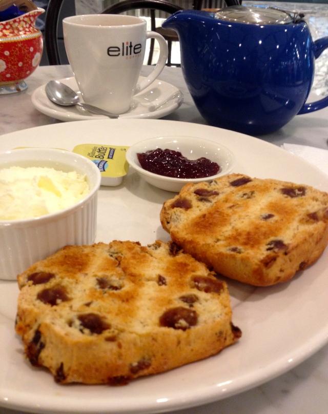 DT@Cafe Contessa-Westfield Sydney#