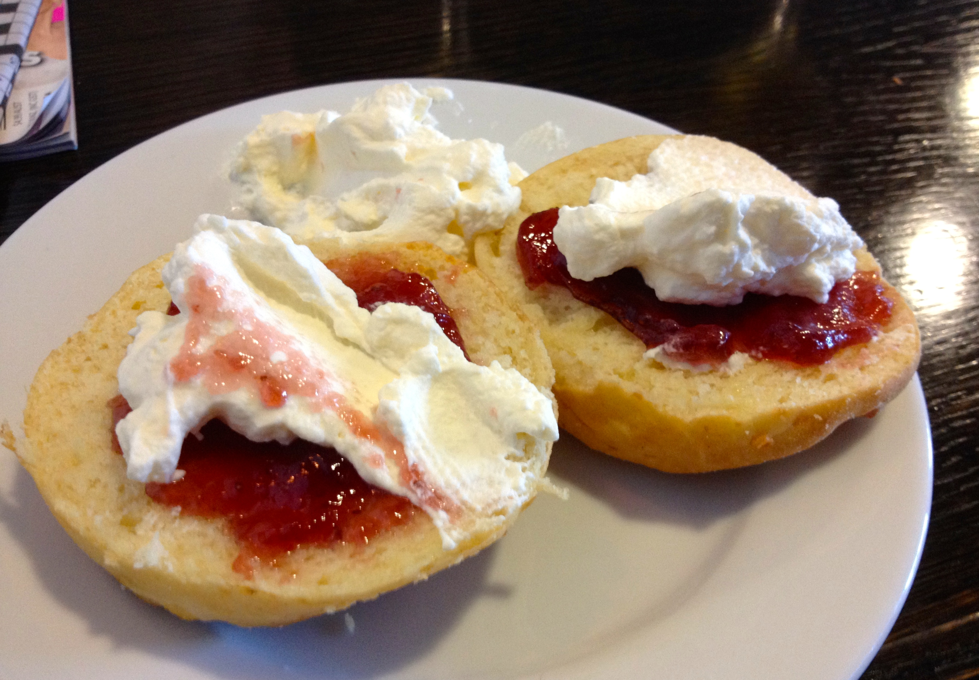 North Island The Devonshire Tea Guide