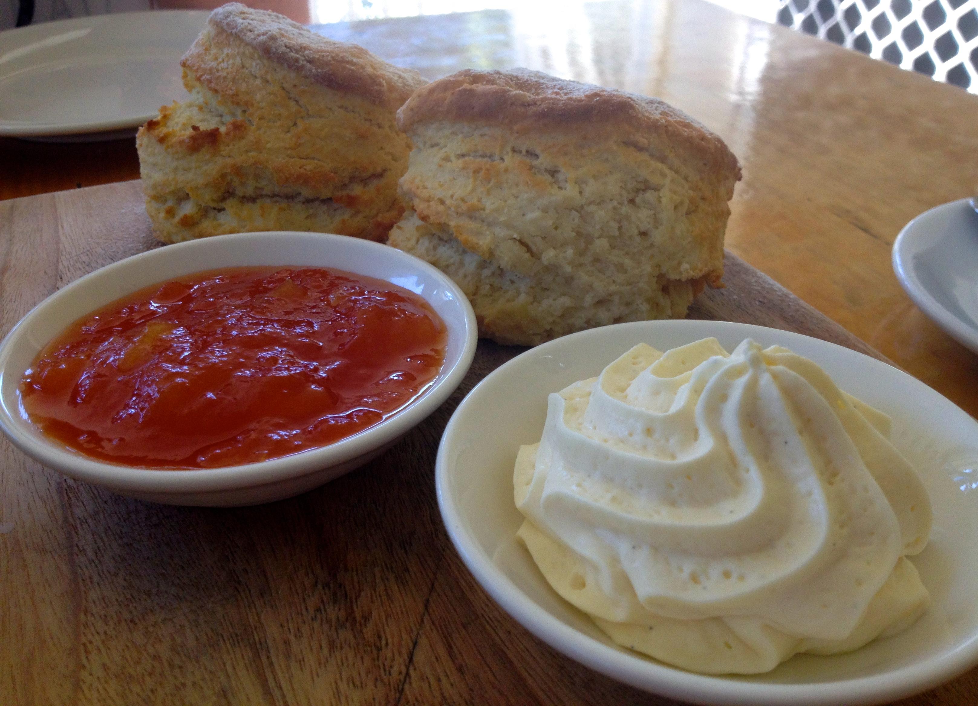 Mavis S Kitchen And Cabins The Devonshire Tea Guide