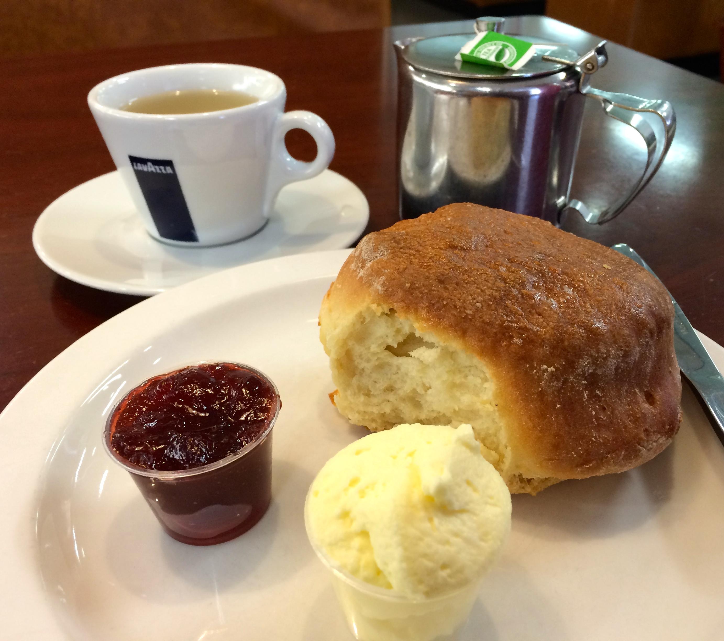 Met2 Cafeteria | The Devonshire Tea Guide