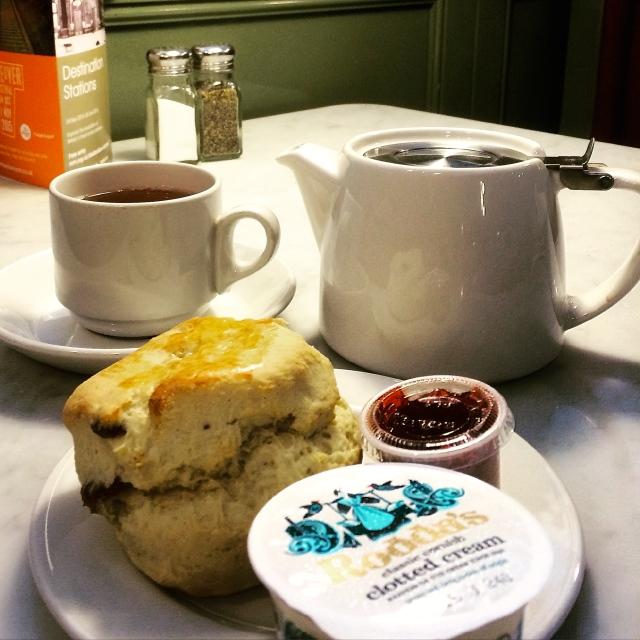 DT@Dining Car Cafe-York#3