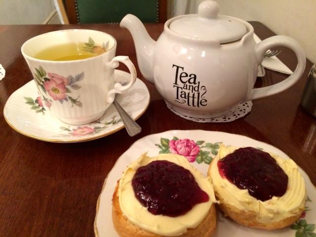 DT@Tea & Tattle#2