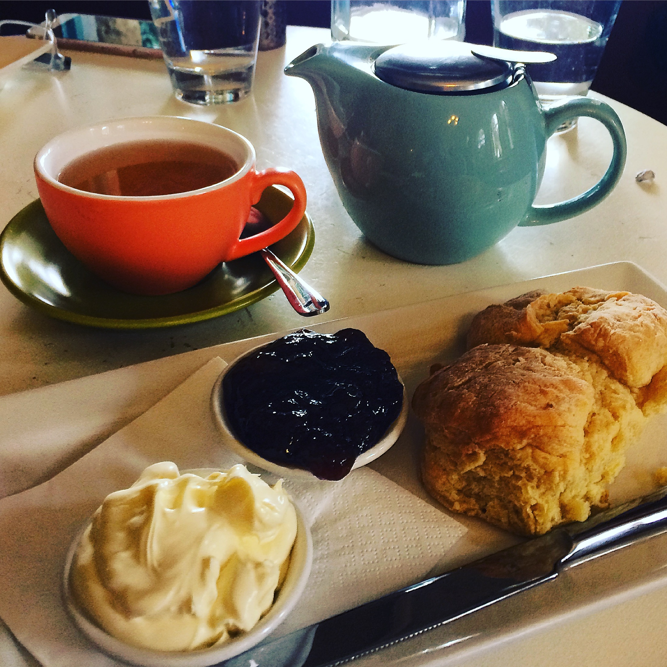 Heronswood Restaurant | The Devonshire Tea Guide