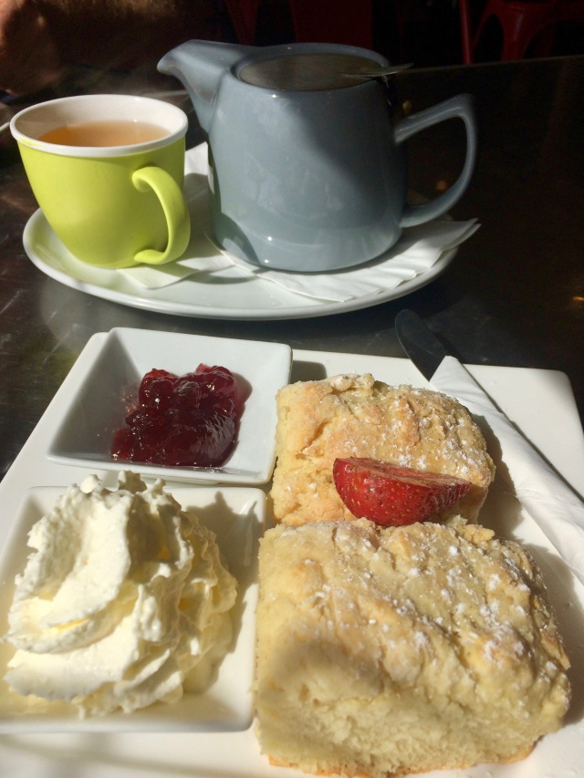 DT@The Little Teapot Cafe-Davistown#2